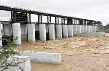 Vishnupuri Dam